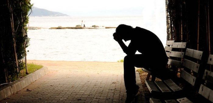 Persona Deprimida