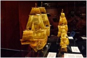IMMH Schiffsmodelle aus Bernstein – 365tageasatzaday