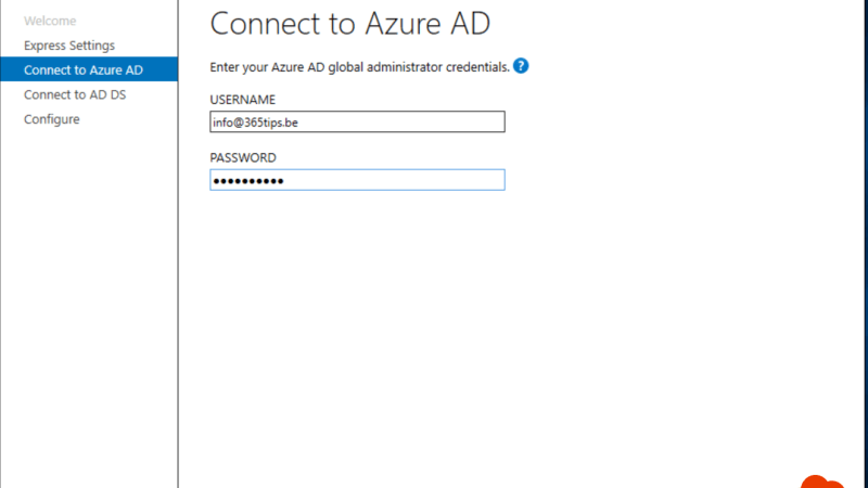 Connect to Azure AD