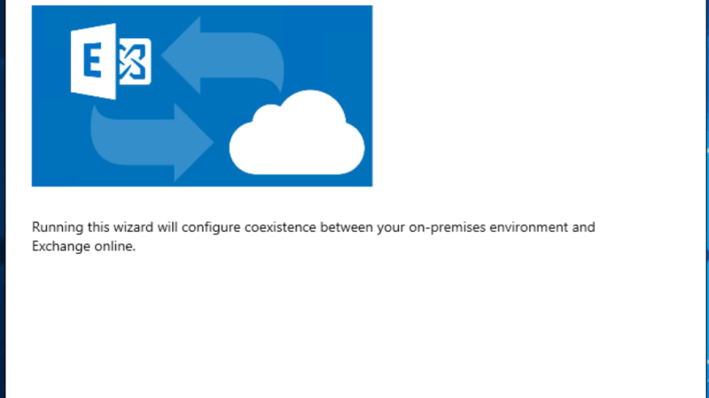 Installeer een Exchange server 2019 of Hybrid Exchange