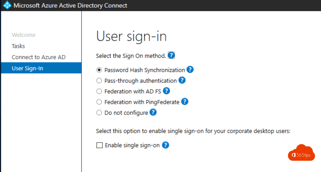 Activeer Seamless Single Sign-on – Microsoft Azure Active Directory