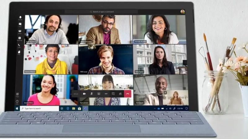 49 mensen weergeven in Microsoft Teams