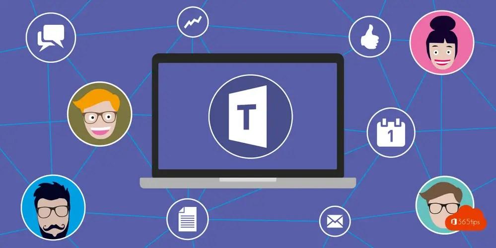 10 succesfactoren voor het inrichten van Microsoft TEAMS