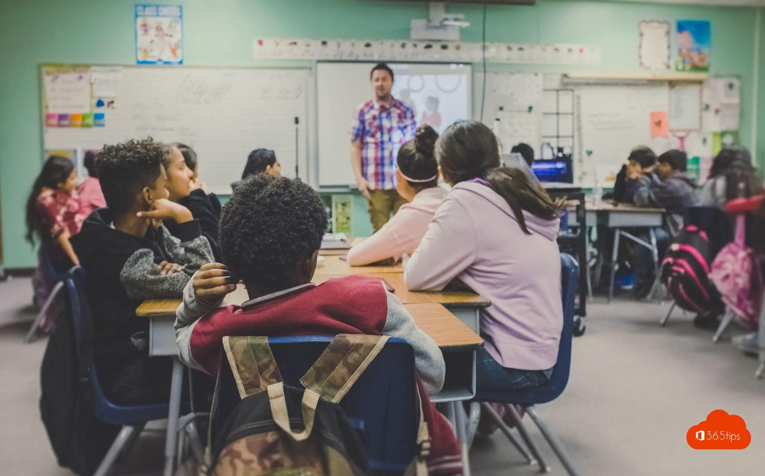 Microsoft Teams – een klas inrichten met notitieboek(en)