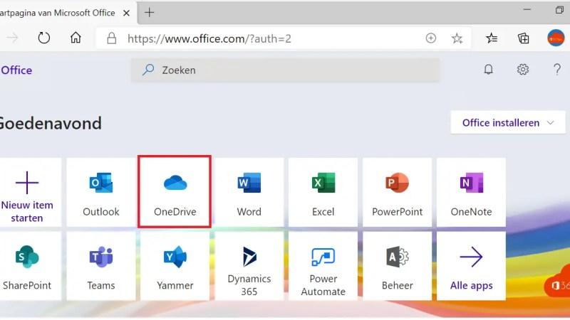 Hoe bestanden delen in Office 365