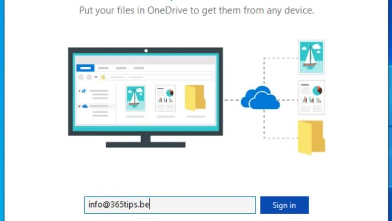 Aanmelden en starten met OneDrive for Business – Quickstart!