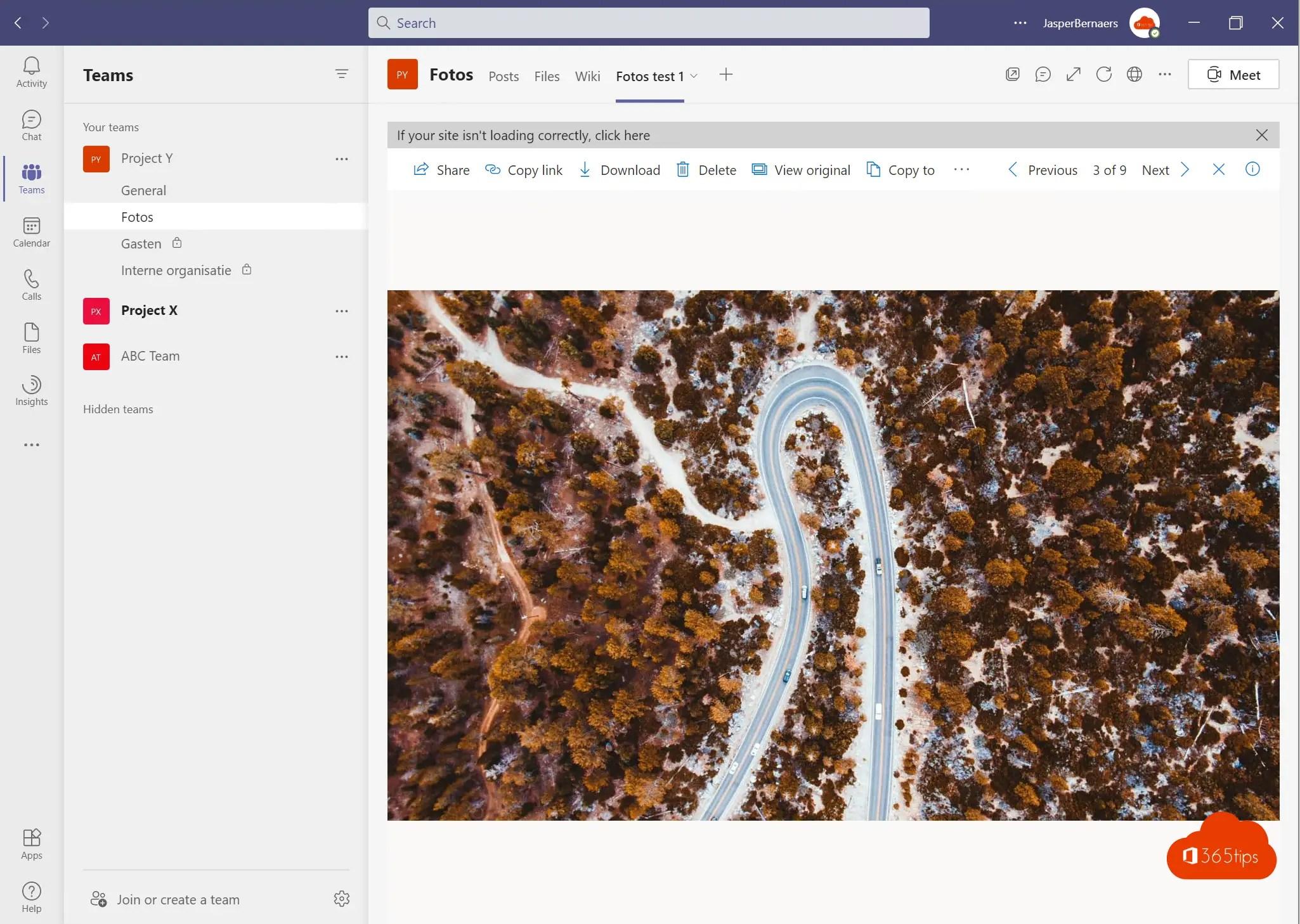Zo kan je Fotogallerijen inrichten in Microsoft Teams – Best practise! 📷