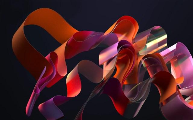 Microsoft Windows 11 Caputered Motion Background
