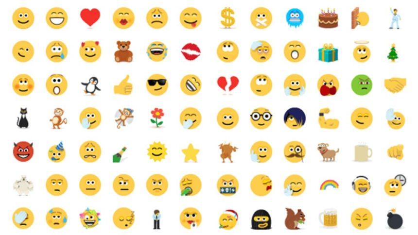 Microsoft Teams Emojis