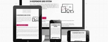 34 Responsive Grid System