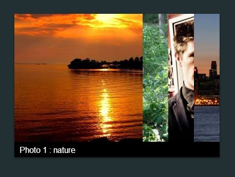 Accordion Style Image Gallery with Pure CSS