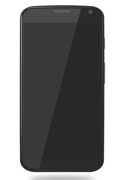 Black Moto x PSD