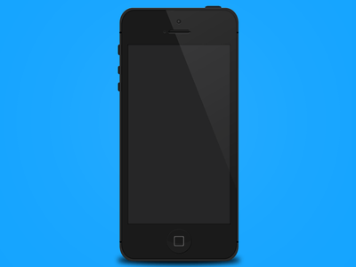 Iphone 5 Template
