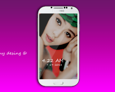 Samsung Galaxy S4 Template