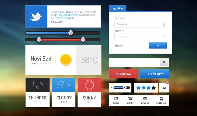 Web & App UI Kit