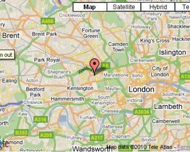 Google Maps For Graphic & Web Design - 365 Web Resources