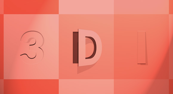 An Interesting 3D Opening Type Effect With CSS
