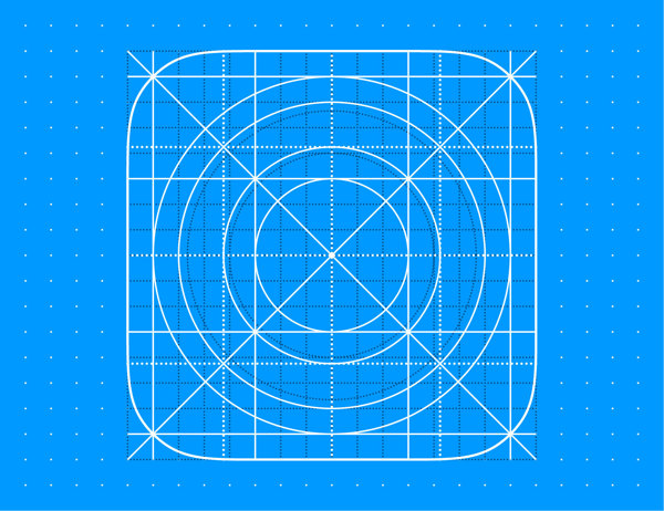 Blueprint Wallpaper Iphone 7 25 Best Ios App Icon Templates To Create Your Own App