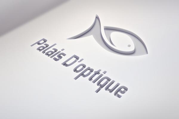 palais doptique logo Mock Up