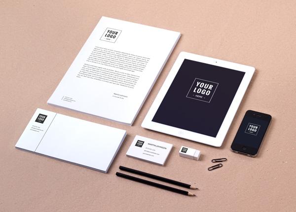 Branding Identity MockUp Vol.8