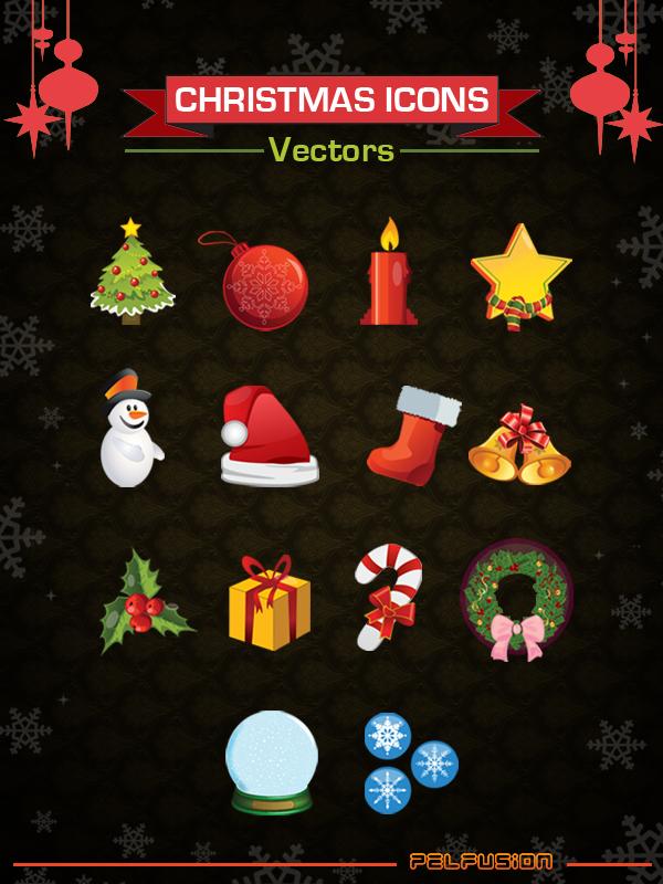 Free High Quality Christmas Icons