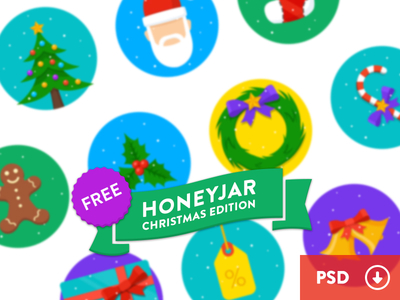 HoneyJar Christmas Edition