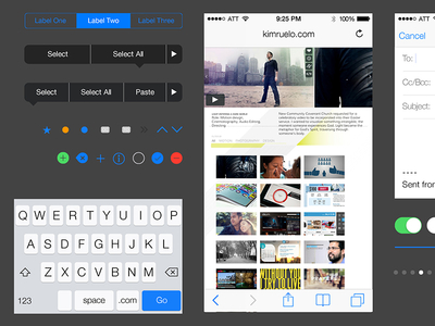 iOS 7 iPhone AI