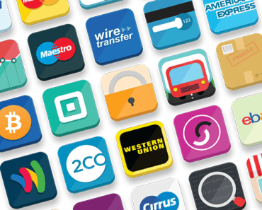 33 E-Commerce Icon Set
