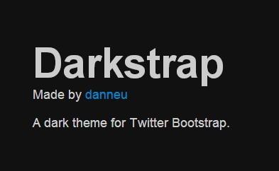Darkstrap