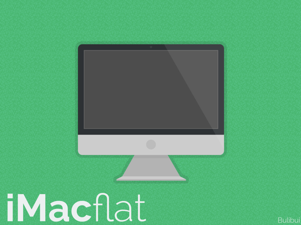 iMac Flat