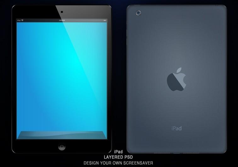 iPad Blank