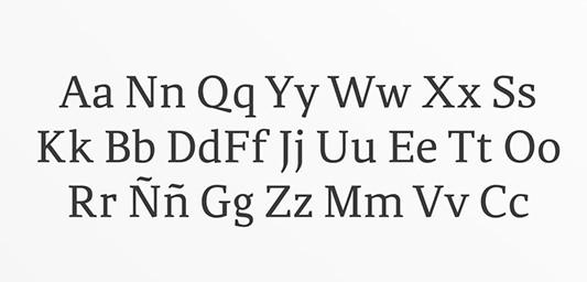 Brela Regular (free font)