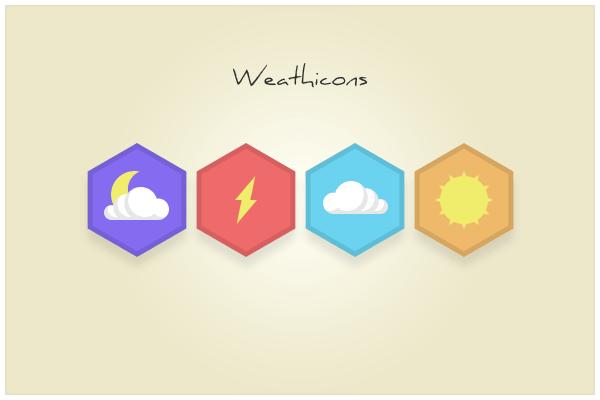 Weathicons