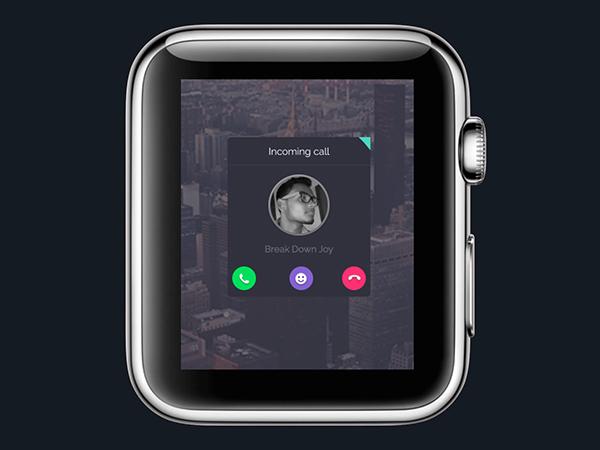 Apple Watch Fun Experiment FREE PSD