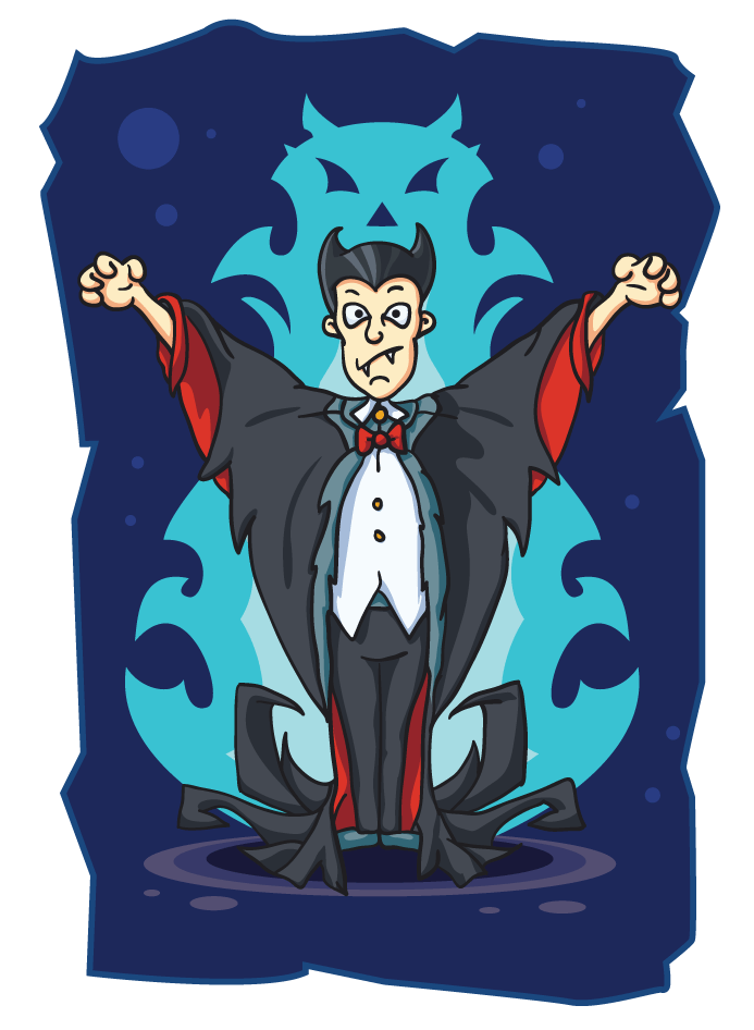 Free Vector Vampire