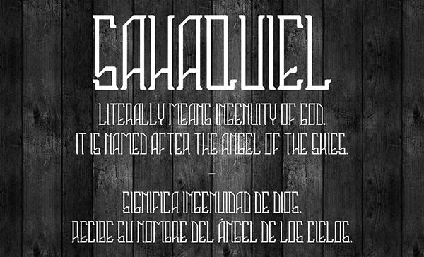 Sahaquiel