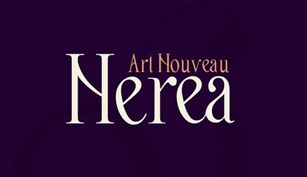 Nerea. Art Nouveau