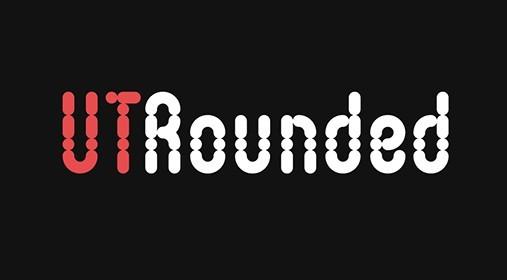 Ut Rounded - free font
