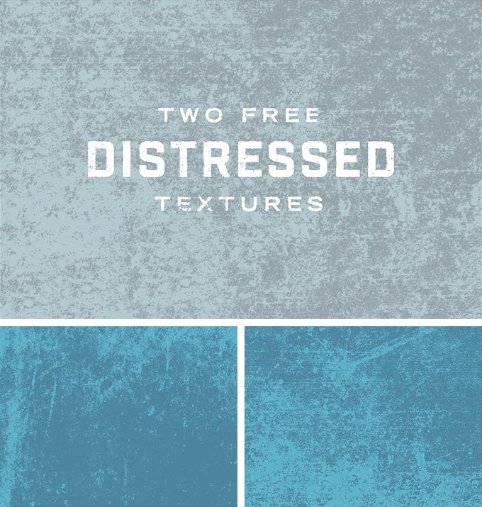 2 Vector Distress Textures