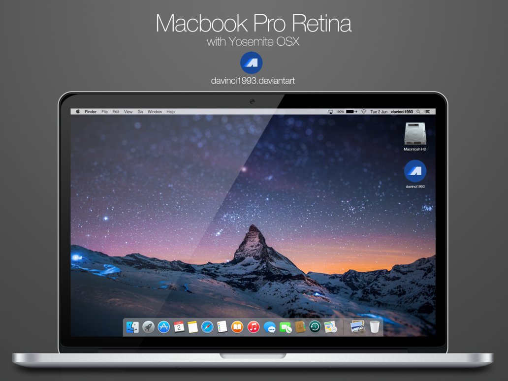 2015 Macbook Pro Retina