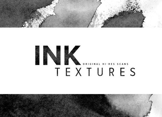 Ink Textures Free Download
