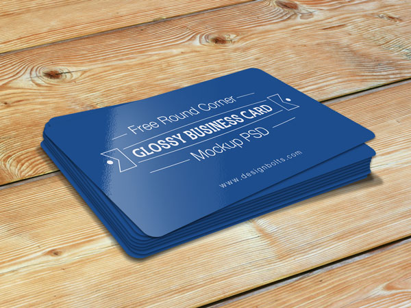 200 best business card mock ups for free download 2018 edition free round corner glossy business card mockup psd colourmoves