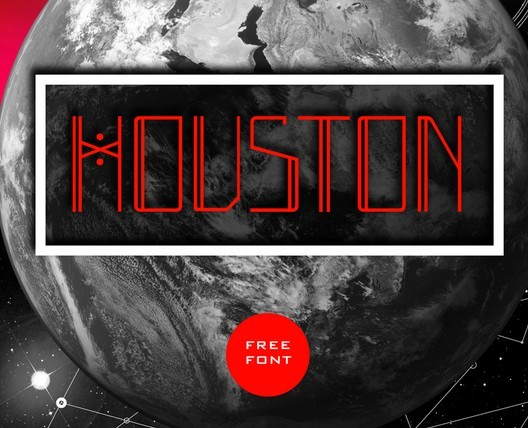 HOUSTON Free Font