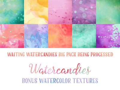 Watercandies Bonus Textures