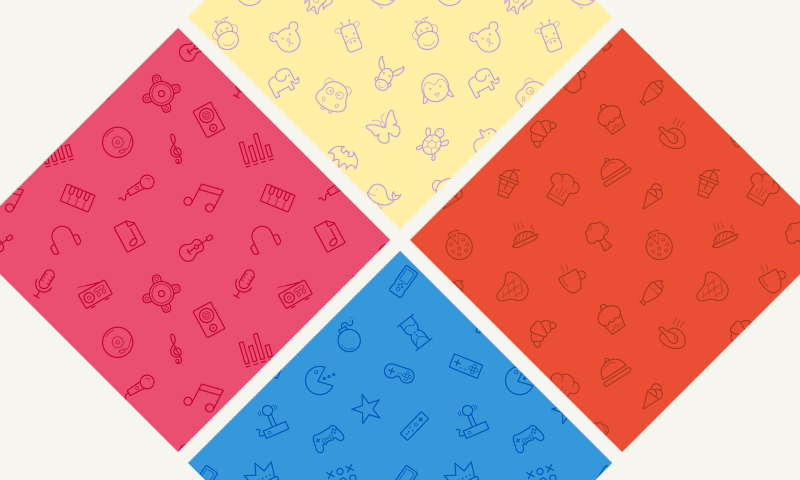 Seamless Icon Patterns