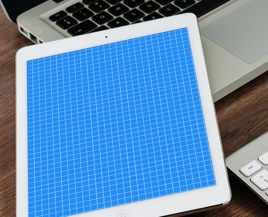 Free Realistic iPad Mockup