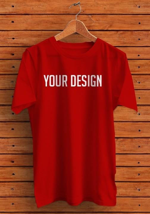 T-shirt PSD Mockup - Free Download