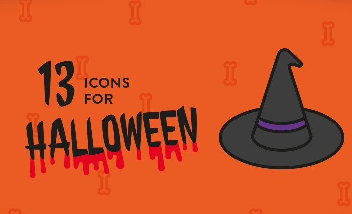 13 Icons for Halloween