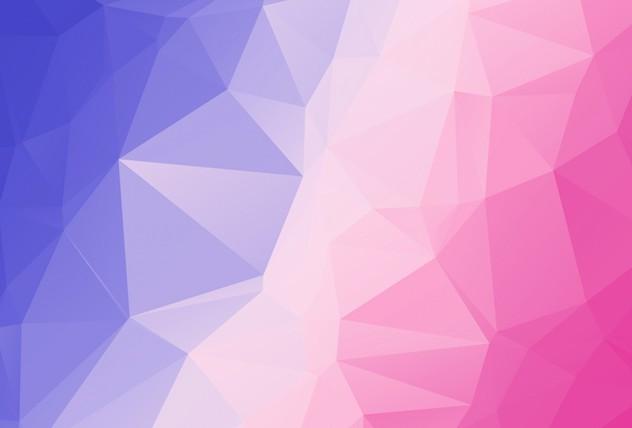Free Colorful Geometric Backgrounds Set