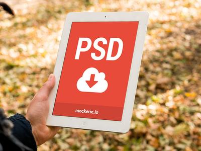 Free iPad Template